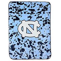University of North Carolina Oversized Soft Raschel Throw Blanket