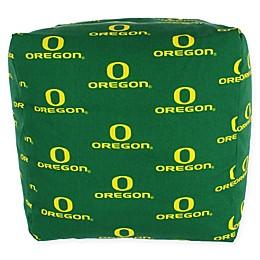 University of Oregon Cube Cushion