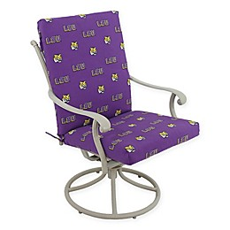 Louisiana State University 2-Piece Chair Cushion Set