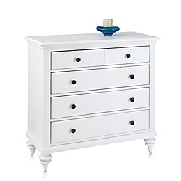 Home Styles Bermuda Chest in Brushed White