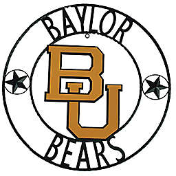 Baylor University 18-Inch Wrought Iron Wall Décor
