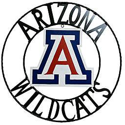 University of Arizona 18-Inch Wrought Iron Wall Décor