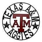 Texas A&M University 18-Inch Wrought Iron Wall Décor