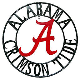 University of Alabama 18-Inch Wrought Iron Wall Décor