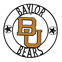 Baylor University 24-Inch Wrought Iron Wall Décor