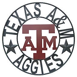 Texas A&M University 24-Inch Wrought Iron Wall Décor