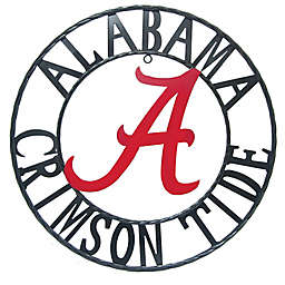 University of Alabama 24-Inch Wrought Iron Wall Décor