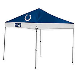 NFL Indianapolis Colts Straight Leg 9-Foot x 9-Foot Canopy with Case