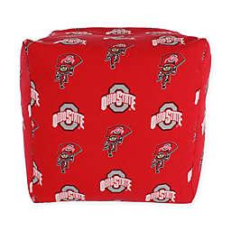 Ohio State University Cube Cushion