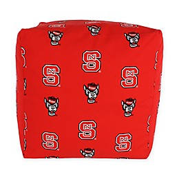 North Carolina State University Cube Cushion