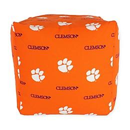 Clemson University Cube Cushion