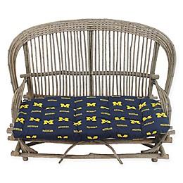 University of Michigan Settee Cushion
