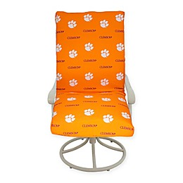Clemson University 2-Piece Chair Cushion