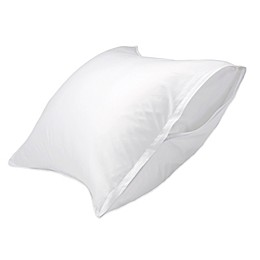 Healthy Nights™ Satin with Aloe Pillow Protector