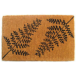 Nature by Geo Crafts Imperial Fern Door Mat