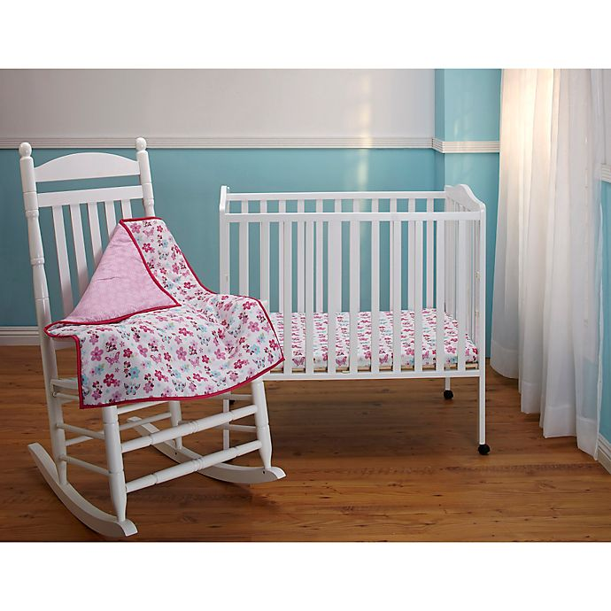 Garden Mini Crib Bedding Collection