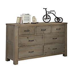 Hillsdale Highlands 7-Drawer Dresser