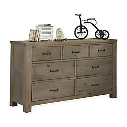 Hillsdale Highlands 7-Drawer Dresser