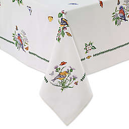 Portmeirion® Botanical Birds Tablecloth in Ivory