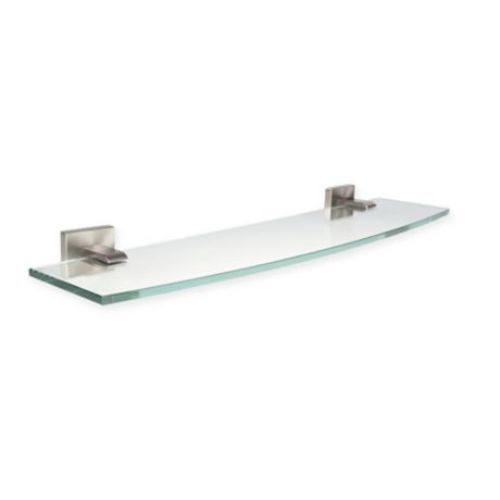 Gatco 174 Elevate Glass Shelf Bed Bath Amp Beyond