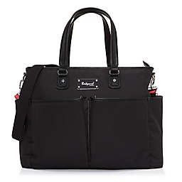 Babymel™ Bella Diaper Bag in Diamond Black