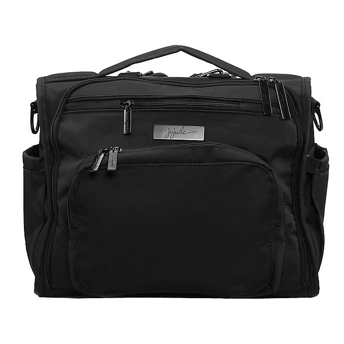 Alternate image 1 for Ju-Ju-Be® Onyx B.F.F. Diaper Bag in Black Out