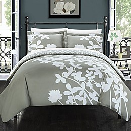 Chic Home Sire Reversible Duvet Cover Set