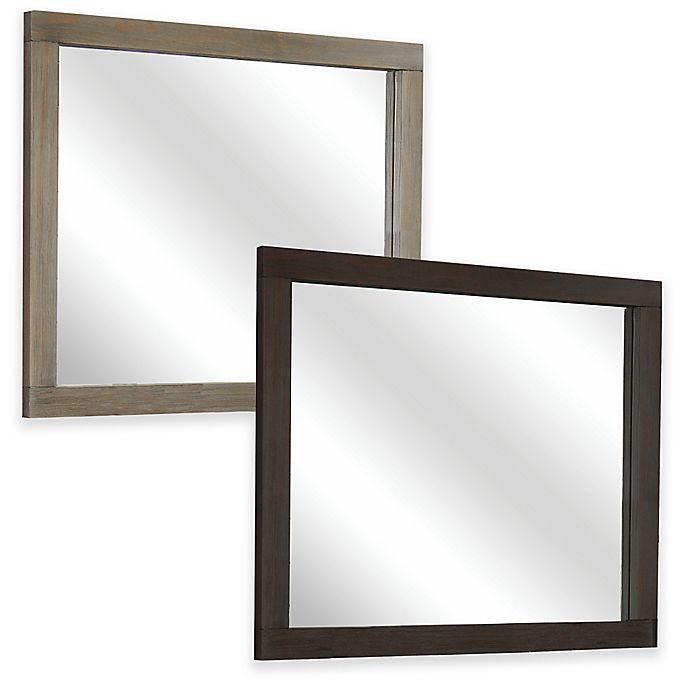 Hillsdale Highlands 42-Inch x 32-Inch Mirror | Bed Bath ...