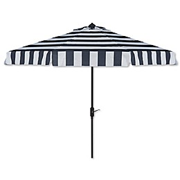 Safavieh UV Resistant Elsa Fashion Line 9-Foot Umbrella