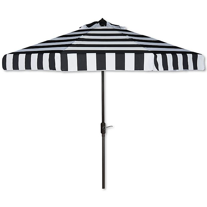 Alternate image 1 for Safavieh UV Resistant Elsa Fashion Line 9-Foot Umbrella