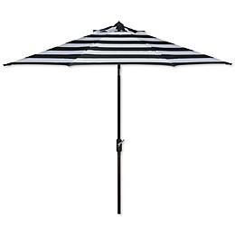 Safavieh UV Resistant Iris Fashion Line 9-Foot Umbrella