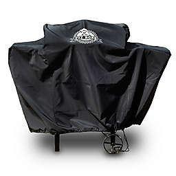 Pit Boss 440D Custom-Fitted Grill Cover in Black