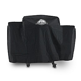 Pit Boss 700 Custom-Fitted Grill Cover in Black