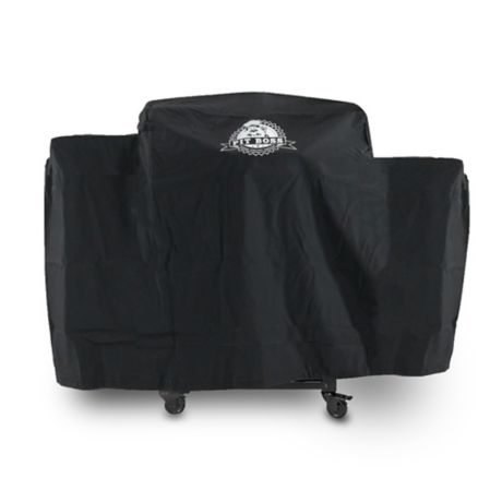 Pit Boss 700 Custom Fitted Grill Cover In Black Bed Bath