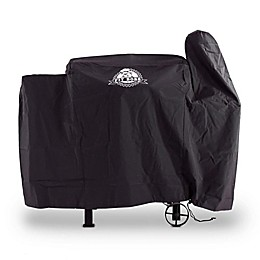Pit Boss 820 Custom-Fitted Grill Cover in Black