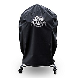 Pit Boss K22 Custom-Fitted Grill Cover in Black