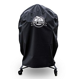 Pit Boss K24 Custom-Fitted Grill Cover in Black