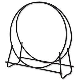 UniFlame® 40-Inch Log Hoop in Black