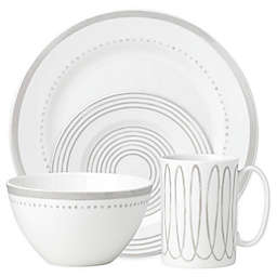 kate spade new york Charlotte Street™ West Dinnerware Collection in Grey