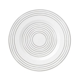 kate spade new york Charlotte Street™ West Accent Plate in Grey