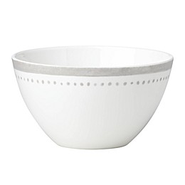 kate spade new york Charlotte Street™ West Soup/Cereal Bowl in Grey