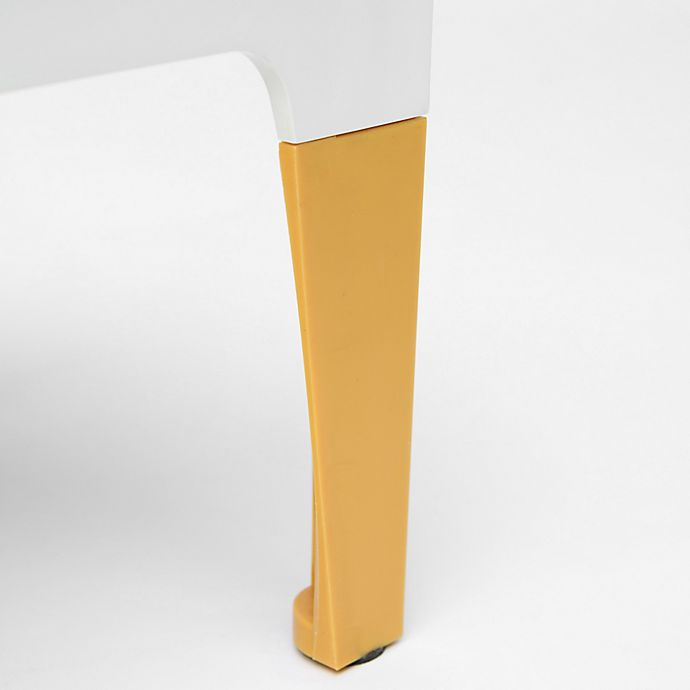 Alternate image 1 for Sterling Risers® 6-Inch Modern Legs in Gold (Set of 4)