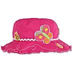 Stephen Joseph® Butterfly Bucket Hat in Pink