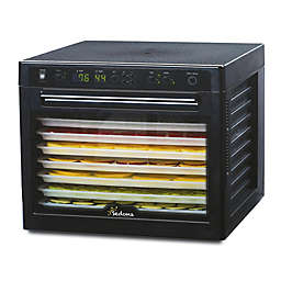 Tribest® Sedona Classic 9-Tray Digital Dehydrator in Black