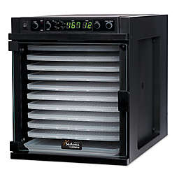 Tribest® Sedona Express 11-Tray Digital Dehydrator in Black