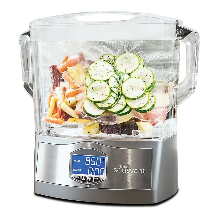 Tribest 174 Sousvant Sous Vide Water Oven Bed Bath Amp Beyond
