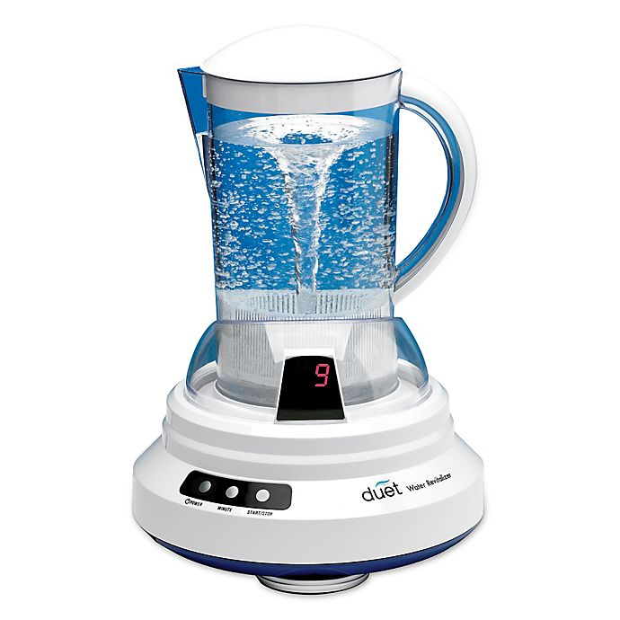 Alternate image 1 for Tribest® Duet Water Revitalizer