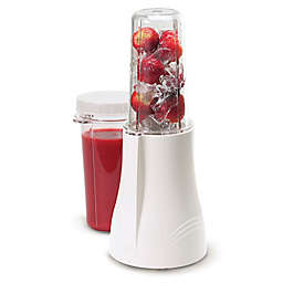 Tribest® Compact Personal Blender in White