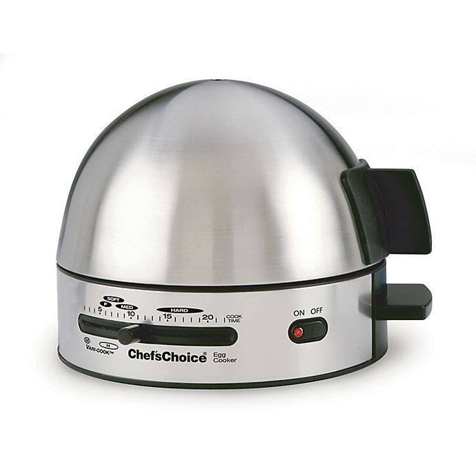 Alternate image 1 for Chef's Choice® Electric Egg Cooker