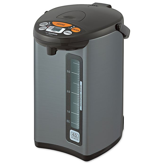 Alternate image 1 for Zojirushi 17-Cup Water Boiler and Warmer